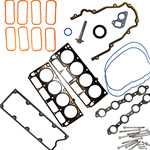 Deluxe Heads & Camshaft Bolt & Gasket Kit