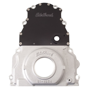 Edelbrock 2-Pc. LS2/LS3/LS7 Timing Cover