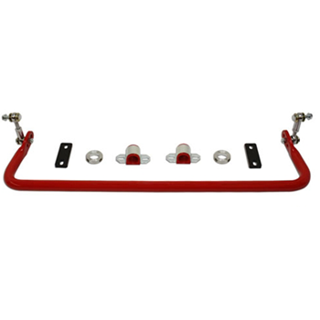 Spohn Pro-Series Drag Race Rear Anti-Roll Sway Bar - 32mm Solid 4140 Chrome Moly